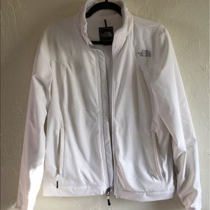 The North Face White Jacket